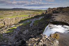 Free Iceland: Thingvellir National Park Royalty Free Stock Images - 20969809