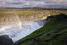 Free Iceland: Gullfoss Stock Photos - 20969823