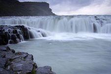 Free Iceland: Gullfoss Royalty Free Stock Photo - 20969835