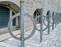 Free Bicycle Posts Stock Photos - 20973433