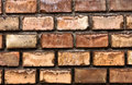 Free Texture Of A Brick Wall Royalty Free Stock Photography - 20977857