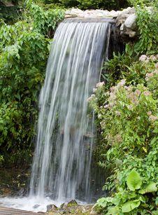 Free Waterfall Royalty Free Stock Photo - 20970295