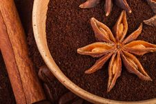 Free Aromatic Spices Royalty Free Stock Photo - 20971315