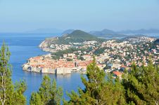 Free Old Town Of Dubrovnik, Croatia Royalty Free Stock Images - 20971389