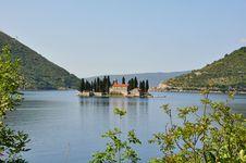 Free Sveti Dordje, Montenegro Stock Photography - 20971392