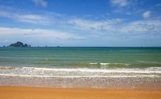 Free Beach And Tropical Sea Stock Photos - 20973633