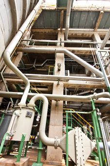 Free Petrochemical Plant Stock Photos - 20973983
