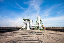 Free Petrochemical Plant Royalty Free Stock Photo - 20974075