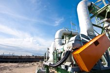 Free Petrochemical Plant Stock Photography - 20974112