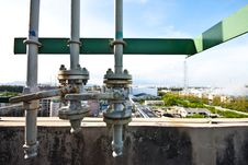 Free Petrochemical Plant Stock Image - 20974131