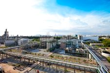Free Petrochemical Plant Stock Photos - 20974143