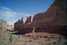 Free Desert Landscape Stock Images - 20974704