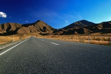 Free Lindis Pass Newzealand Royalty Free Stock Image - 20974716