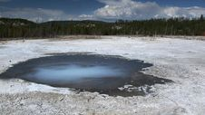 Free Norris Geyser In Yellowstone National Park Royalty Free Stock Photography - 20974767