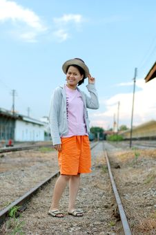 Free Thai Girl Stock Image - 20975641