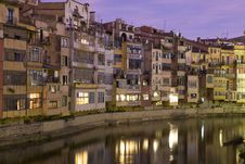 Free Girona S Colourful Houses II Stock Photography - 20976032