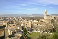 Free Girona City Royalty Free Stock Images - 20976069