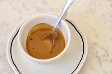 Free An Espresso Stock Photography - 20977372