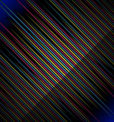 Diagonal Colorful Reflection Background Royalty Free Stock Photos