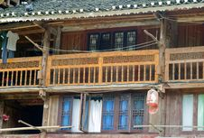 Free Zhaoxing Dong Chinese Village Royalty Free Stock Photography - 20977697