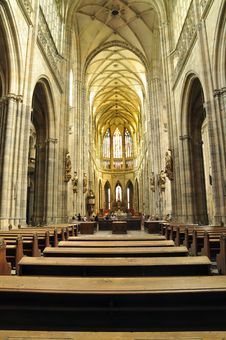 Free St. Vitus Cathedral Stock Image - 20977711