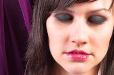 Free Closeup Of A Young Woman Stock Photos - 20977753
