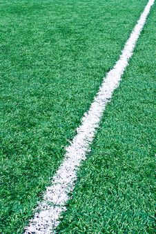 Free Fake Grass Soccer Field Stock Images - 20978594