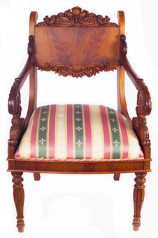 Free Antiquarian Chair Royalty Free Stock Images - 20978769