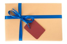 Free Gift Environmentally Royalty Free Stock Photos - 20978988