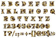 Free Alphabet Royalty Free Stock Image - 20979076