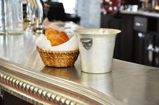 Free Typical Parisian Bistro Stock Images - 20979444