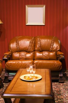 Free Modern Room Interior Stock Image - 20979601