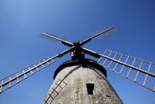 Free Wind Mill Stock Image - 20979901