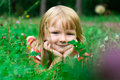 Free Beautiful Girl In The Meadow Stock Photography - 20981632