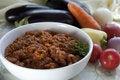 Free Eggplant Caviar. Ukrainian Cuisine Stock Photo - 20983870