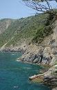 Free Cinque Terre Coastal Path Italy Royalty Free Stock Images - 20985239