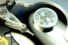 Free A Computer Hard Disk. Royalty Free Stock Photography - 20980347