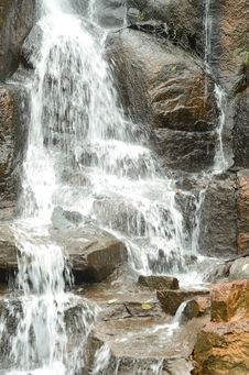 Free Waterfall Of Grandeur And Power Stock Photos - 20980523