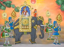 Free Elephant Royalty Free Stock Photos - 20980658