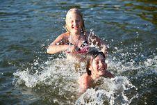 Free Fun In Wather Stock Images - 20981524