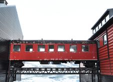 Free Wagon Footbridge Stock Photo - 20981960