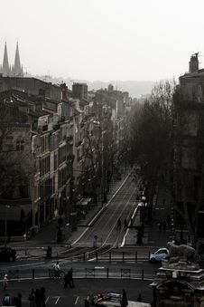Free Marseille Street Stock Images - 20981964