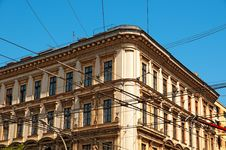 Free Apartment Building In Budapest - Hungary Stock Image - 20981991