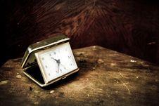 Free Grunge Old Clock Stock Photos - 20983333