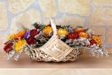 Free Dried Flowers Stock Photography - 20983722