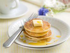 Free Pancakes Stock Photos - 20984003