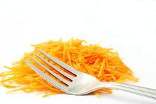 Free Orange Carrot Royalty Free Stock Photos - 20984688
