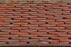 Free Tile Roof. Royalty Free Stock Images - 20985579