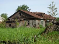 Free Old House Stock Images - 20985724
