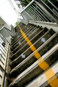 Free Ladder Of Flyover Stock Photo - 20985910